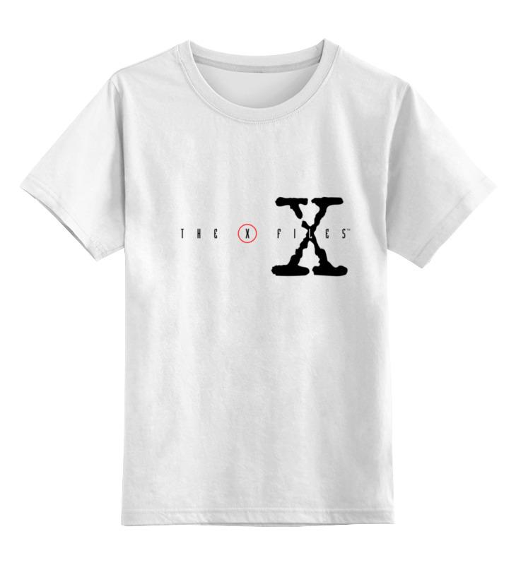 Фото - Детская футболка классическая унисекс Printio X-files футболка классическая printio x files