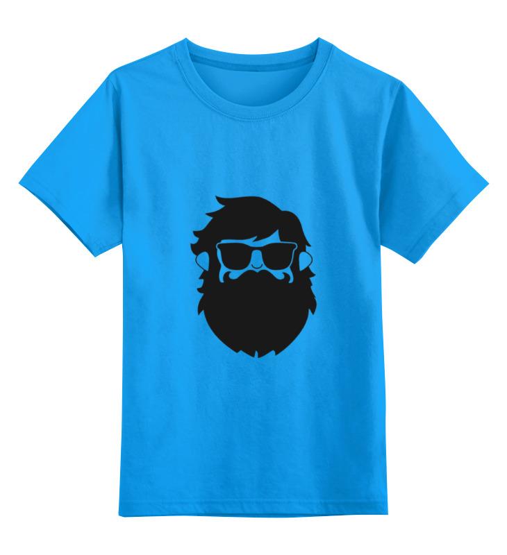 Детская футболка классическая унисекс Printio Borodachi black худи print bar cs go asiimov black