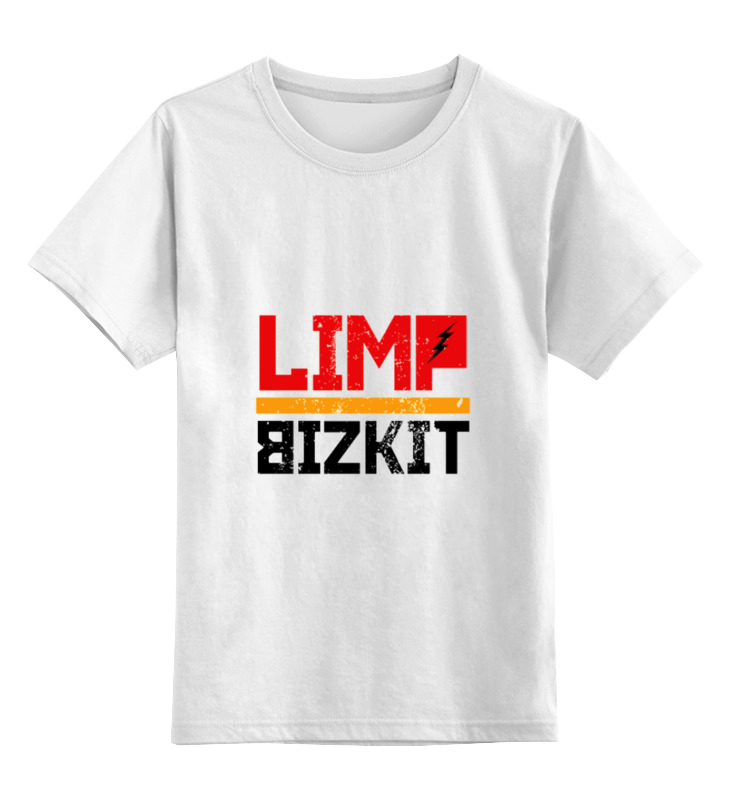 Детская футболка классическая унисекс Printio Limp bizkit футболка классическая printio limp bizkit