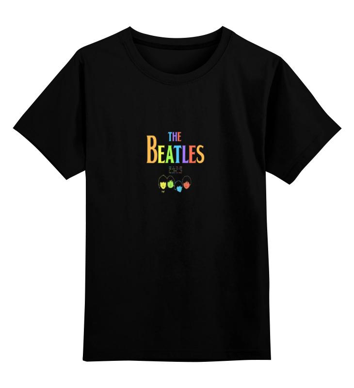 Детская футболка классическая унисекс Printio the beatles футболка классическая printio the black keys