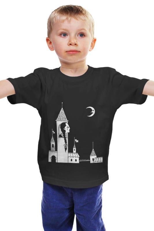 Детская футболка классическая унисекс Printio дедвиль детская футболка классическая унисекс printio мачете