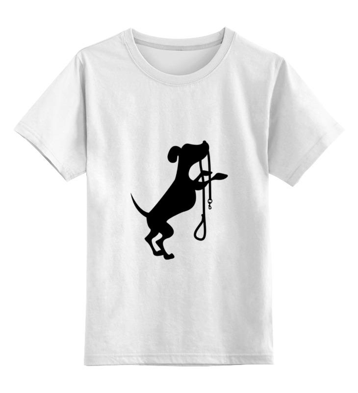 Детская футболка классическая унисекс Printio Умный пёс детская футболка классическая унисекс printio умный пёс