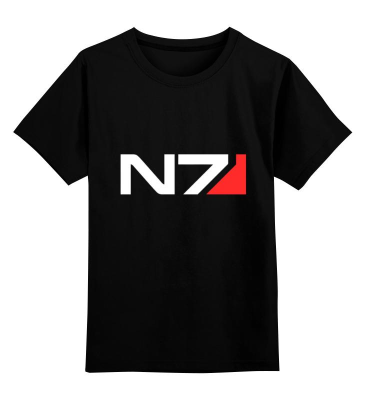 Детская футболка классическая унисекс Printio N7 (mass effect) marathon n7 with sde h37l1 handpiece dental lab micromotor equipment