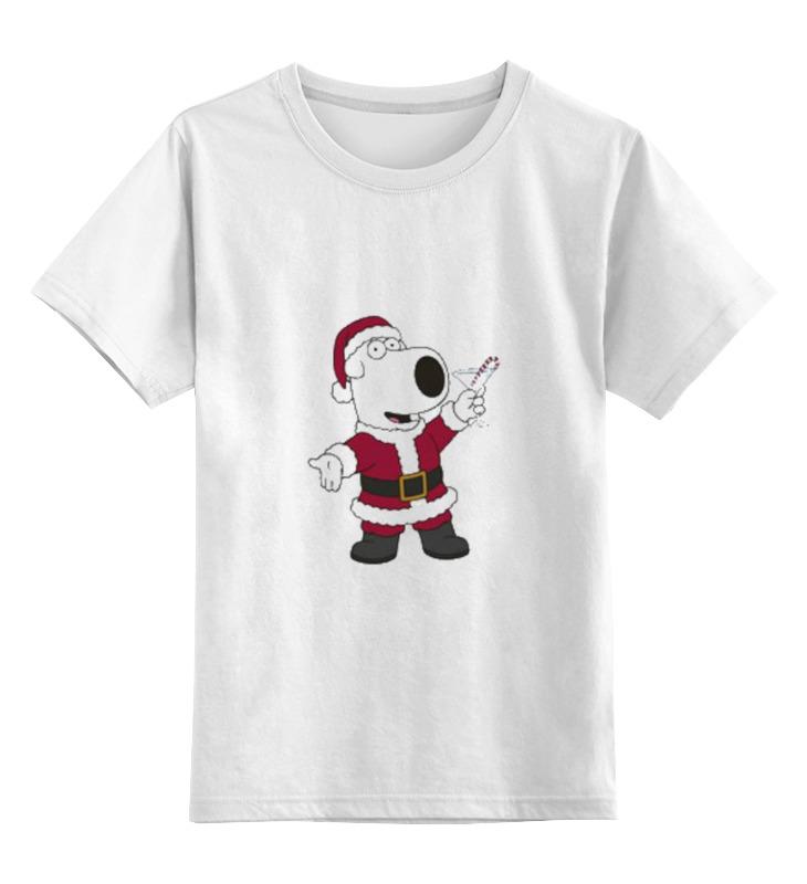 Детская футболка классическая унисекс Printio Гриффины детская футболка классическая унисекс printio мужская футболка финес