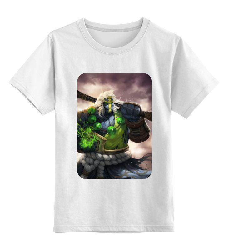 Детская футболка классическая унисекс Printio Dota 2 earthspirit детская футболка классическая унисекс printio классическая футболка dota 2