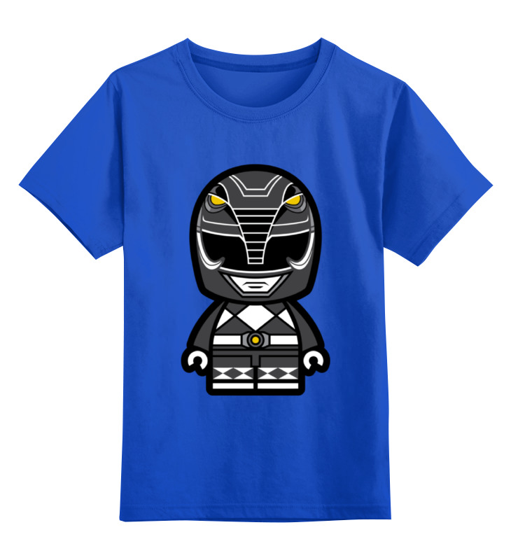 Детская футболка классическая унисекс Printio Могучие рейнджеры детская футболка классическая унисекс printio могучие рейнджеры