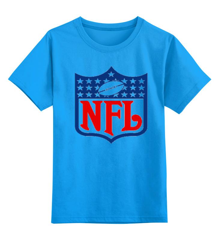 Детская футболка классическая унисекс Printio Nfl norfin luiro m nfl