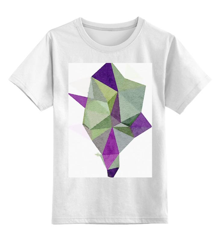Детская футболка классическая унисекс Printio Артишок