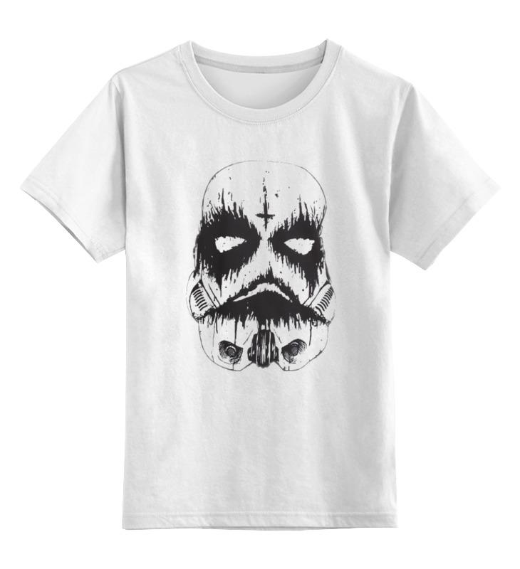 Детская футболка классическая унисекс Printio Футболка имперский штурмовик футболка классическая printio 62 2% в саратове