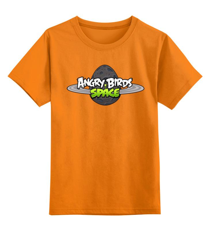 Детская футболка классическая унисекс Printio Angry birds детская футболка классическая унисекс printio angry birds