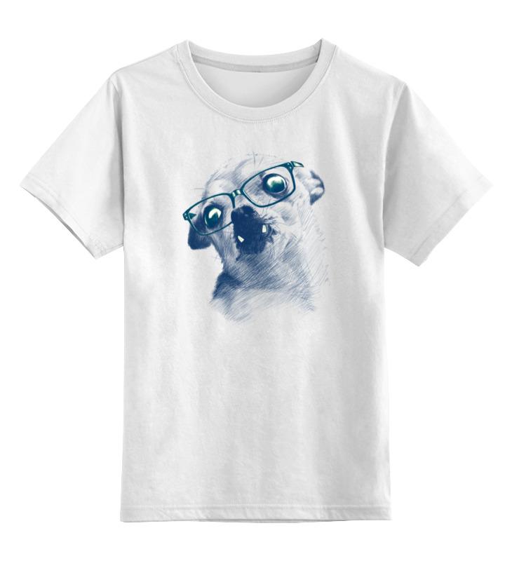 Детская футболка классическая унисекс Printio Чихуахуа пуховик чихуахуа 2