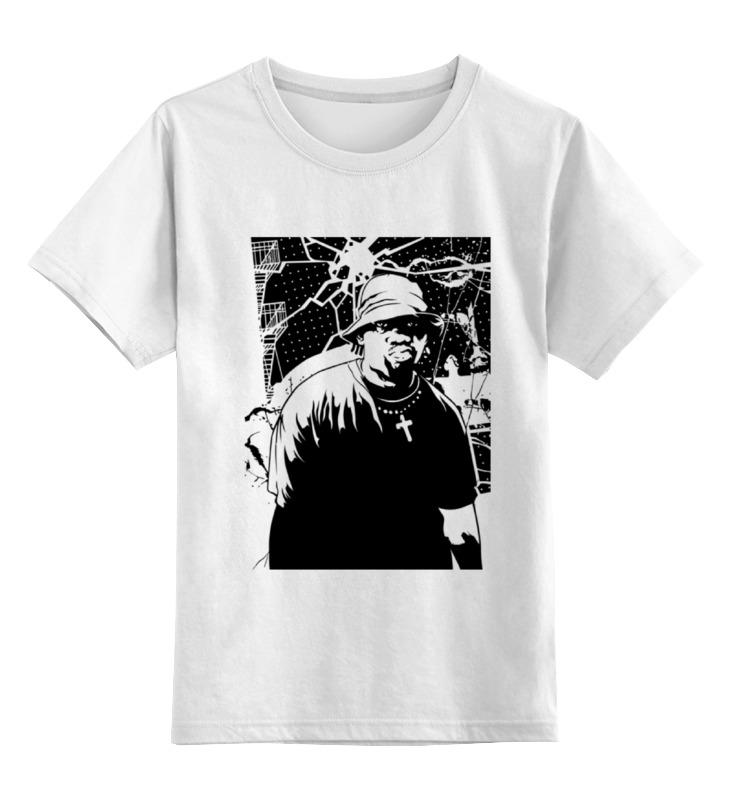 Детская футболка классическая унисекс Printio Reakwon (wu-tang) цена и фото
