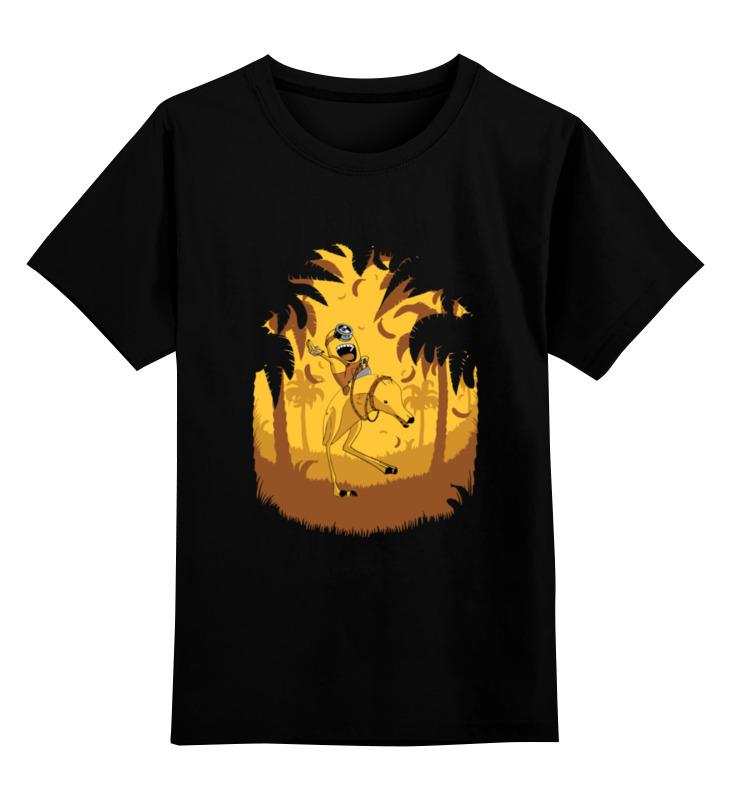 Детская футболка классическая унисекс Printio Banana lover детская футболка классическая унисекс printio banana