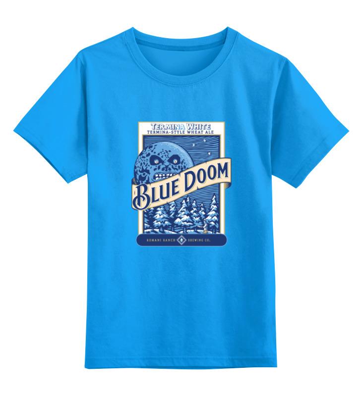 Фото - Детская футболка классическая унисекс Printio Blue doom (the legenda of zelda) the doom of the missionaries