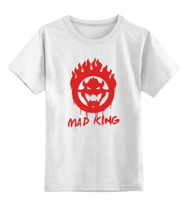 Printio Боузер (безумный макс) детская футболка классическая унисекс printio боузер