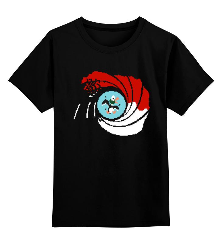 Фото - Детская футболка классическая унисекс Printio Утки (джеймс бонд) джеймс а холл юнгианское толкование сновидений практическое руководство