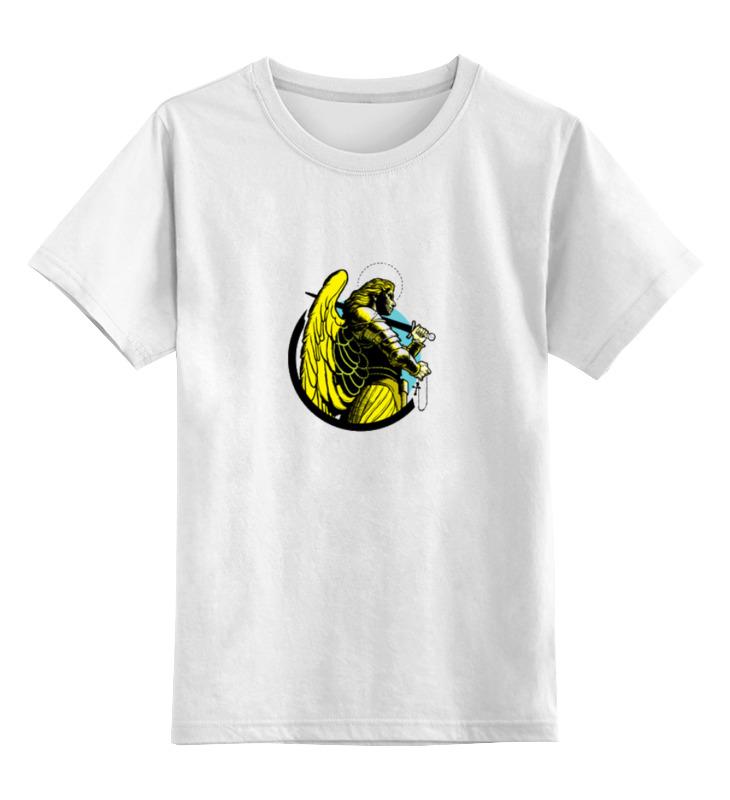 Детская футболка классическая унисекс Printio Жанна дарк цены