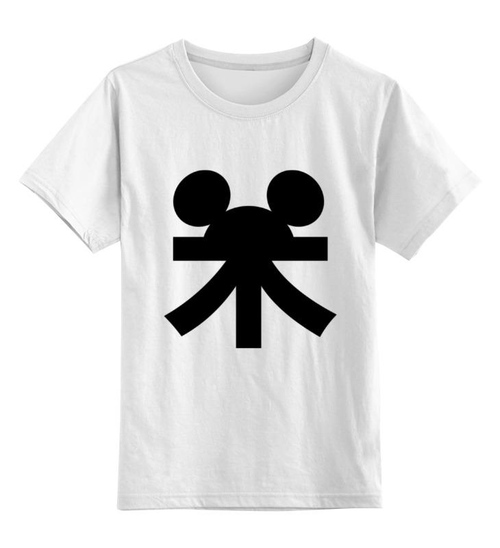 Детская футболка классическая унисекс Printio Микки маус сумка printio микки маус