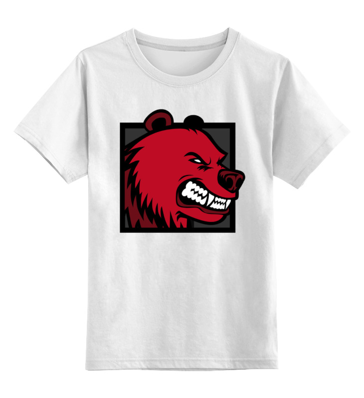 Printio Red bear сумка printio red bear