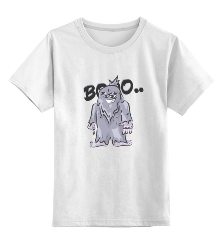 Детская футболка классическая унисекс Printio Yeti booo микрофон blue microphones yeti usb