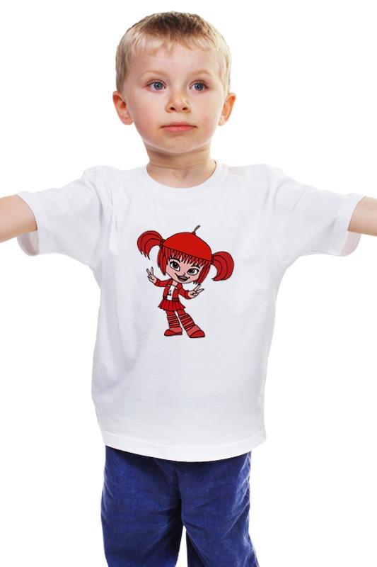 Детская футболка классическая унисекс Printio Дражелина бон-бон лист в альбом maximum для бон на 6 бон max 6c вертикальные ячейки производство leuchtturm 10 листов в упаковке