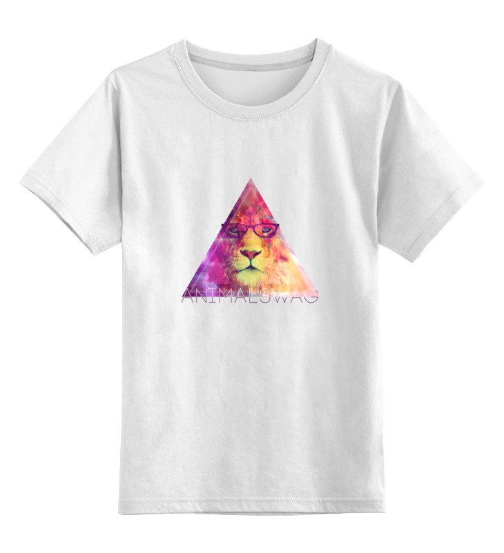 Printio animalswag collection: lion футболка print bar lion swag
