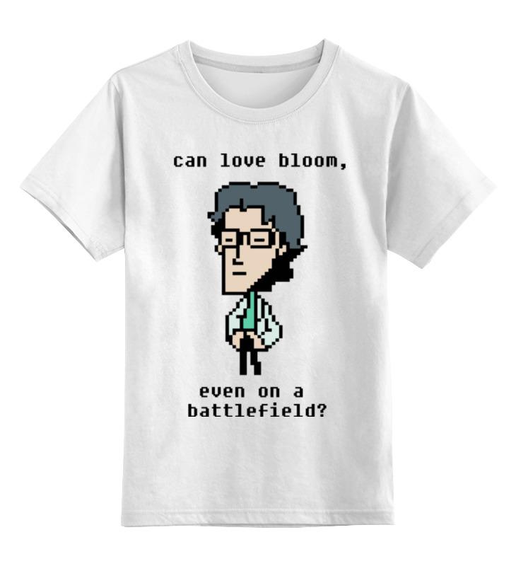 Детская футболка классическая унисекс Printio Отакон (metal gear)
