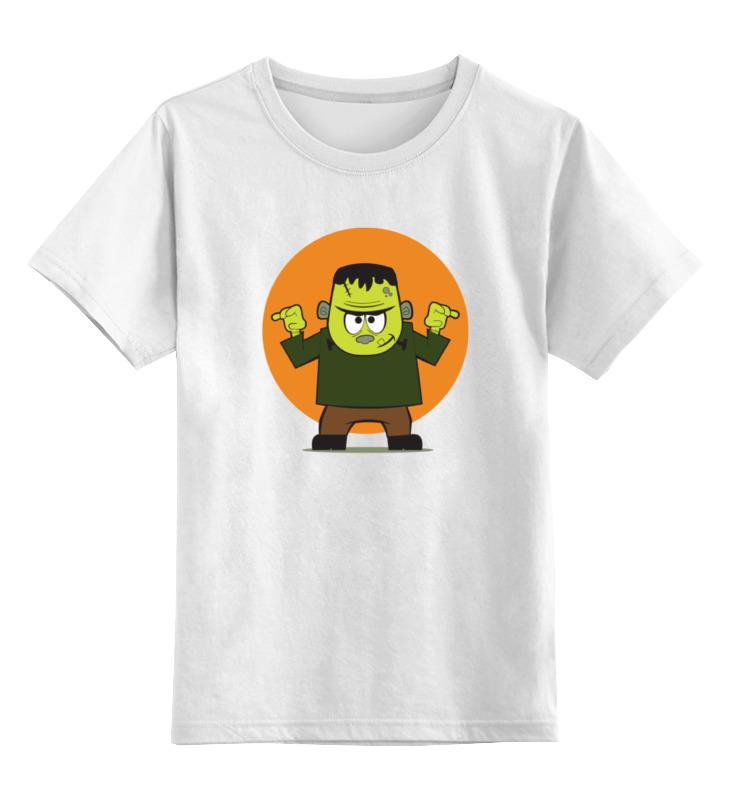 Детская футболка классическая унисекс Printio Виктор франкенштейн виктор халезов увеличение прибыли магазина