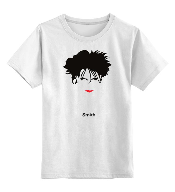 Детская футболка классическая унисекс Printio Роберт смит детская футболка классическая унисекс printio the cure wish
