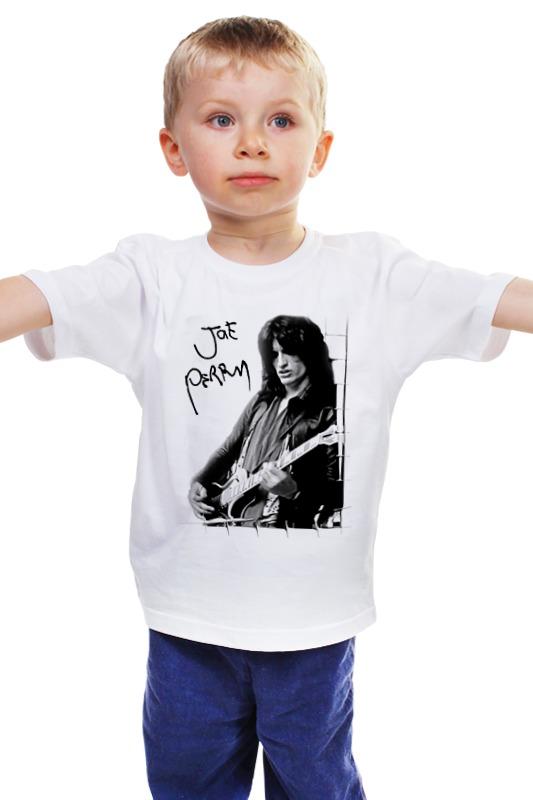 Детская футболка классическая унисекс Printio Джо перри перри энн казнь на вестминстерском мосту