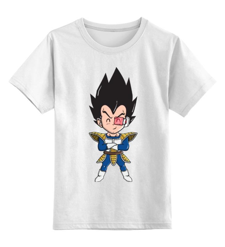 Детская футболка классическая унисекс Printio Гоку (супер сайян) haba детская шкатулка супер герой