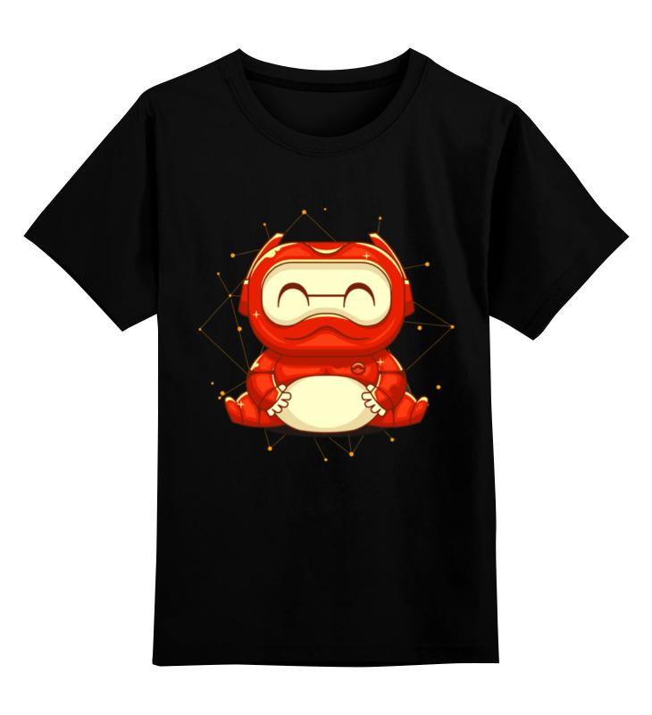 Printio Баймакс (город героев) футболка классическая printio big hero 6 fred zilla