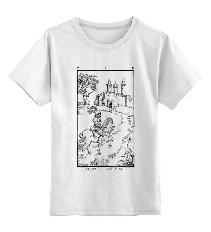 Детская футболка классическая унисекс Printio 9 врат в царство теней детская футболка классическая унисекс printio 9 врат в царство теней 2