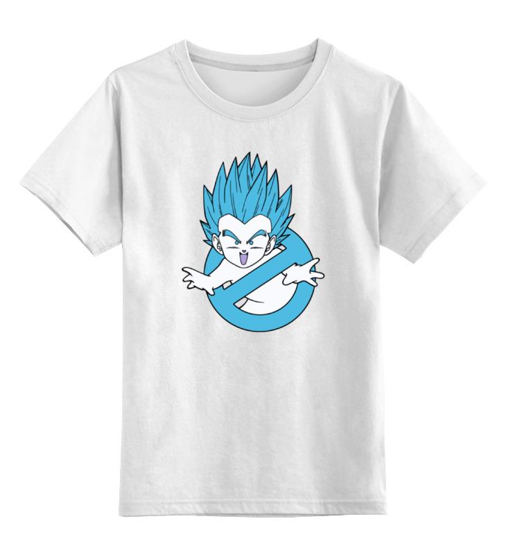 Детская футболка классическая унисекс Printio Гоку (супер сайян)