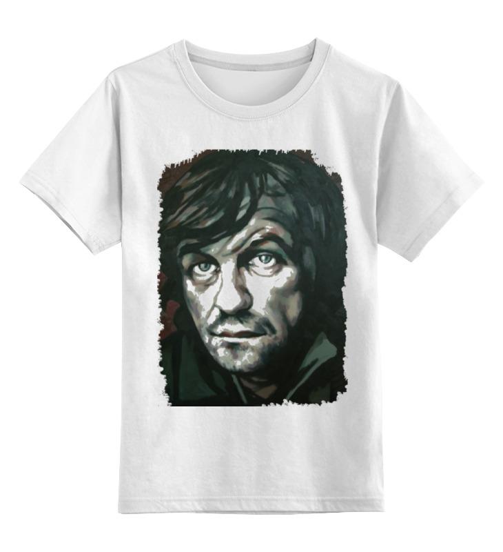 Детская футболка классическая унисекс Printio эмир кустурица цена