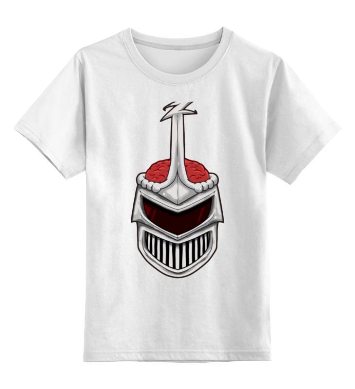 Детская футболка классическая унисекс Printio Лорд зедд валентин катаев повелитель железа