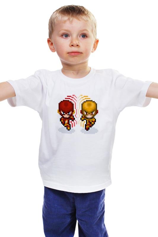 Детская футболка классическая унисекс Printio Молния детская футболка классическая унисекс printio мачете