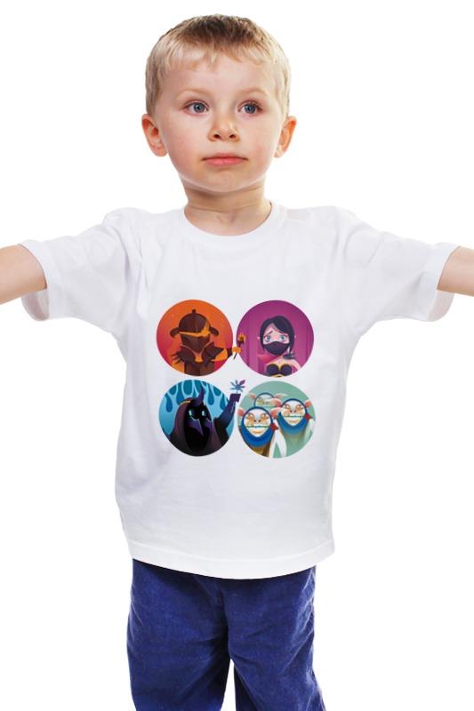 Детская футболка классическая унисекс Printio Dota 2 футболка классическая printio 62 2% в саратове