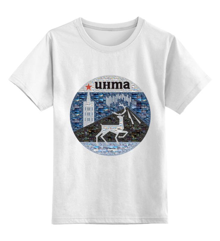 Детская футболка классическая унисекс Printio Инта-коллаж лонгслив printio инта коллаж