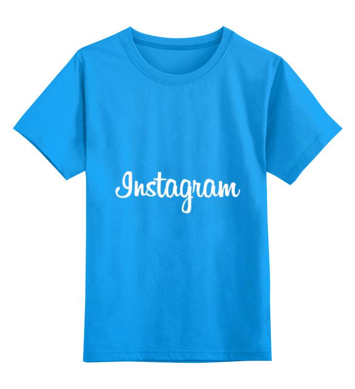 Детская футболка классическая унисекс Printio Инстаграм навигатор garmin gpsmap 64st russia 010 01199 23