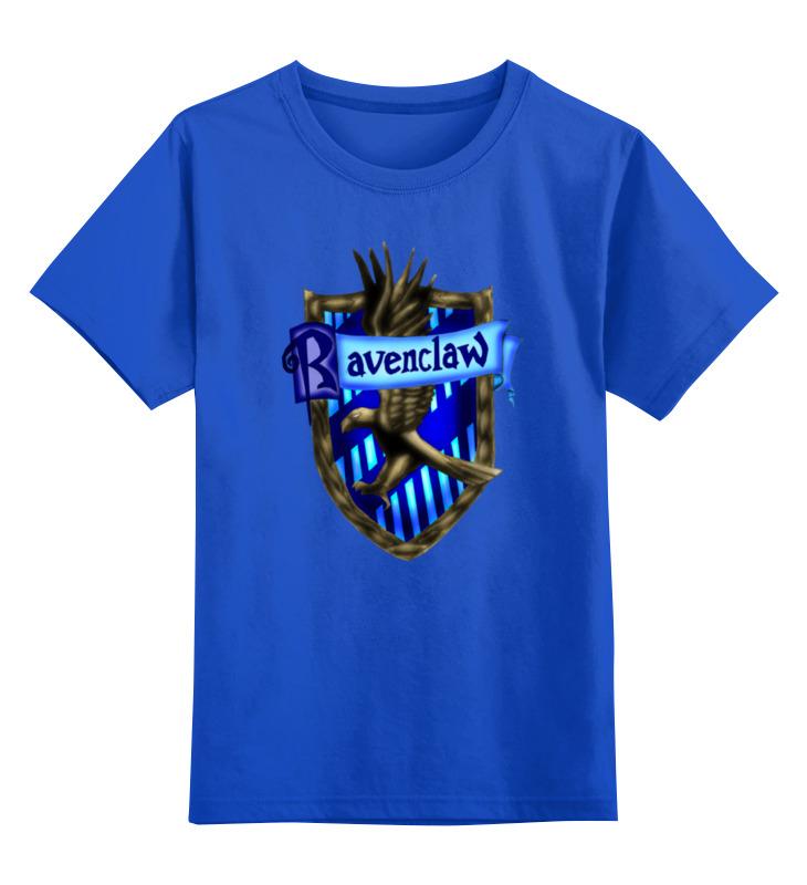 Детская футболка классическая унисекс Printio Slytherclaw team