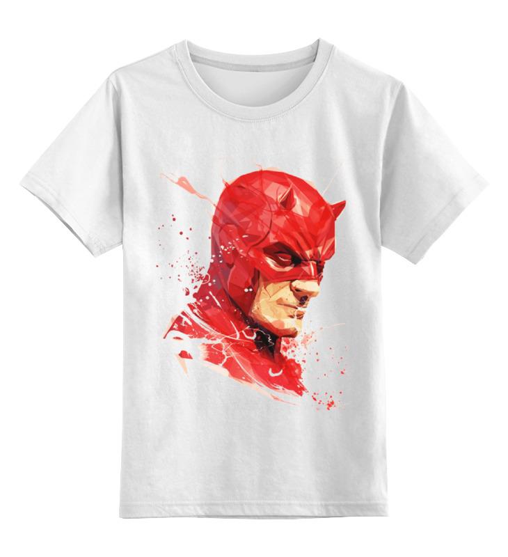 Детская футболка классическая унисекс Printio Герой