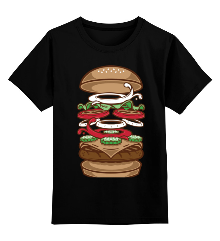 Printio Burger/бургер майка классическая printio burger бургер