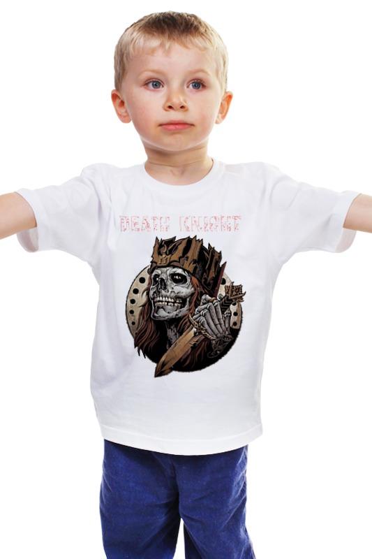 Детская футболка классическая унисекс Printio Death knight детская футболка классическая унисекс printio death