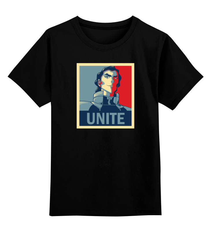 Фото Детская футболка классическая унисекс Printio Кувира (аватар)