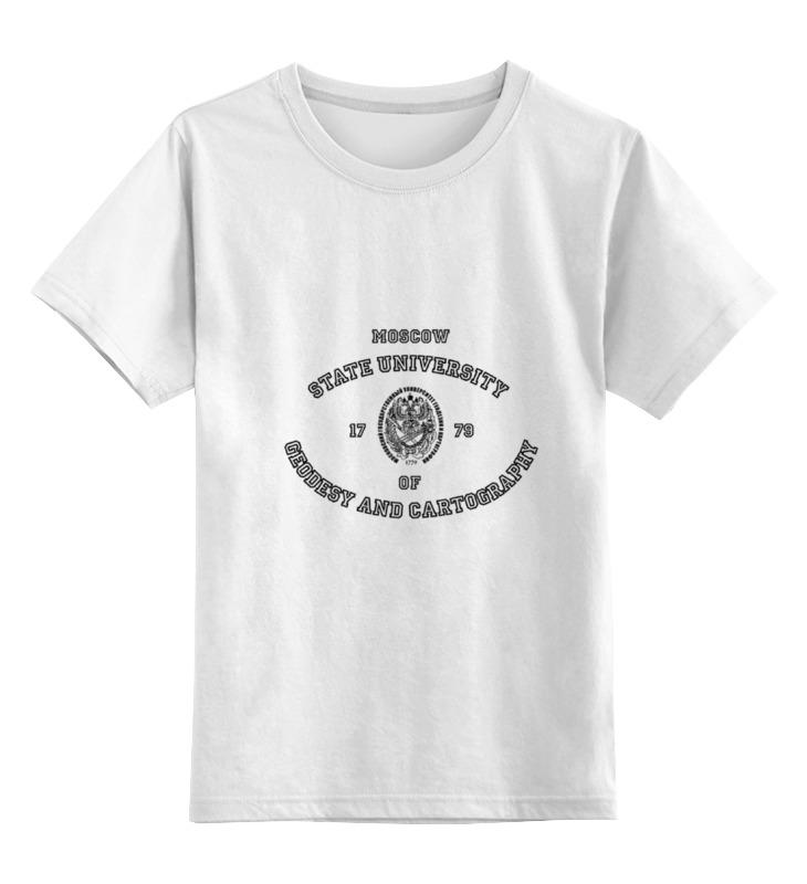 Детская футболка классическая унисекс Printio Мужская миигаик