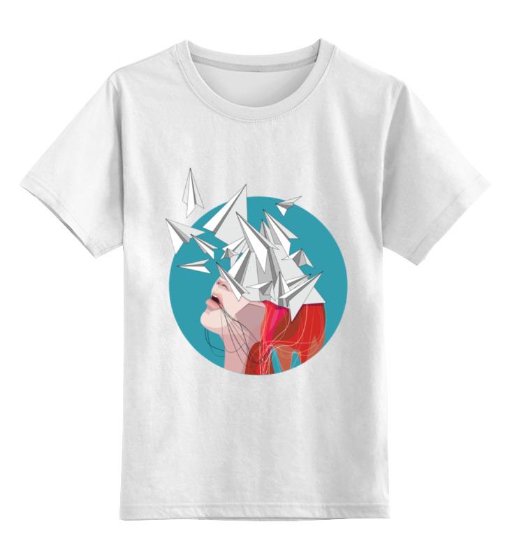 Printio Полет мысли детская футболка классическая унисекс printio полет над островом