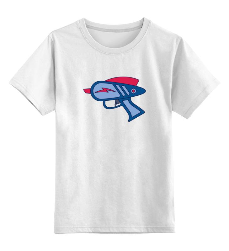 Детская футболка классическая унисекс Printio Бластер (футурама) детская футболка классическая унисекс printio футурама