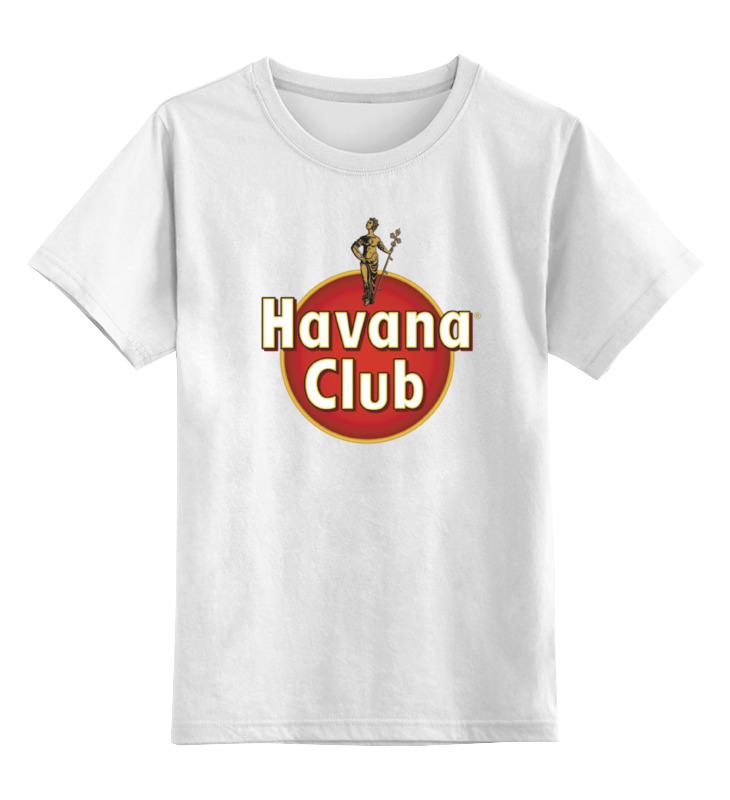Детская футболка классическая унисекс Printio Havana club детская футболка классическая унисекс printio havana club page 8