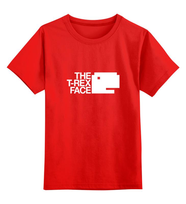 Детская футболка классическая унисекс Printio Мир юрского периода лонгслив printio мир юрского периода